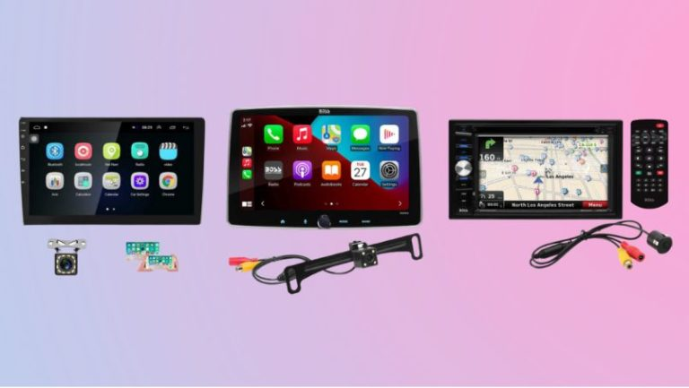 best-car-stereo-with-backup-camera