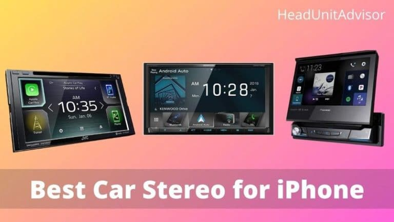 best-car-stereo-for-iPhone